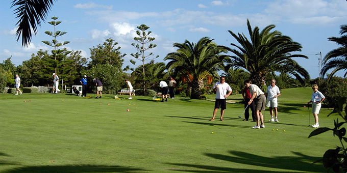 Golf-Tunisie