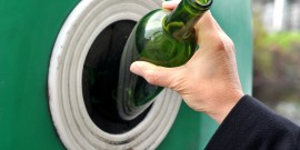 Bouteille recycle
