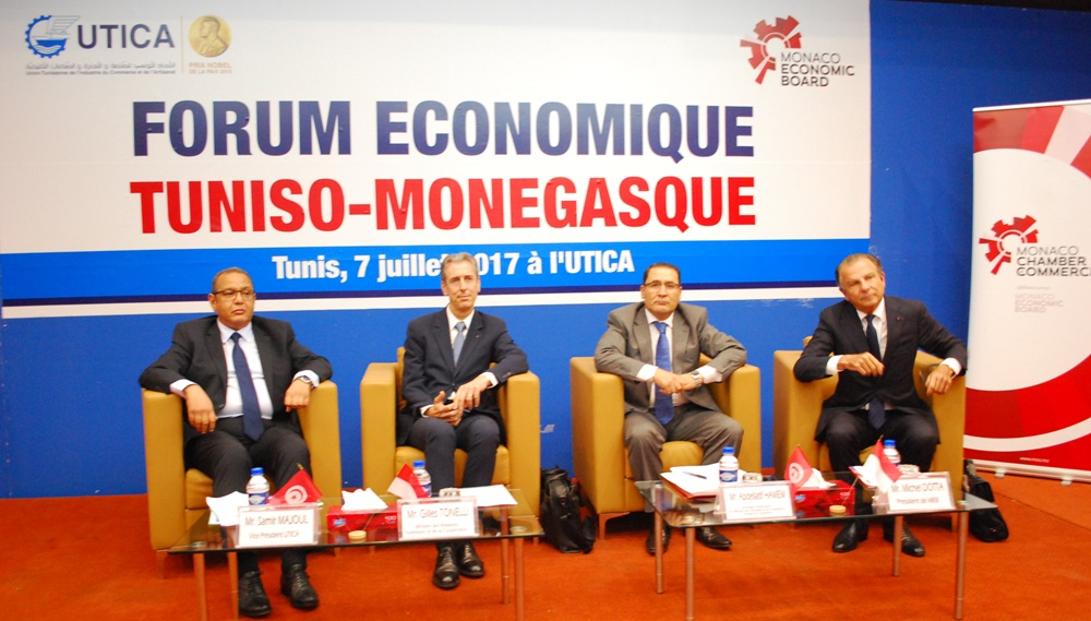 accords Tunisie - Monaco 1